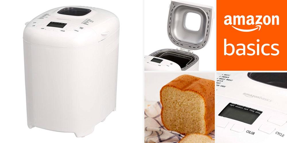 Machine à pain Amazon Basics