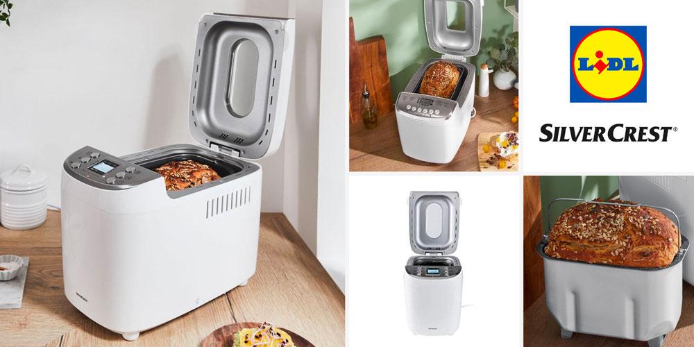 Machine à pain LIDL SILVERCREST