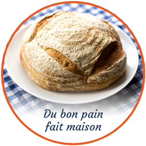 Du bon pain fait maison